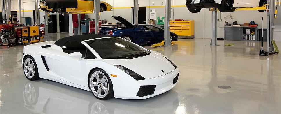 Automotive Flooring Systems