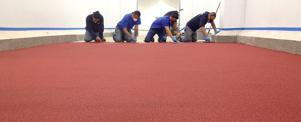 Polyurethane Concrete Services