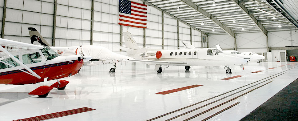 Aviation Flooring Services