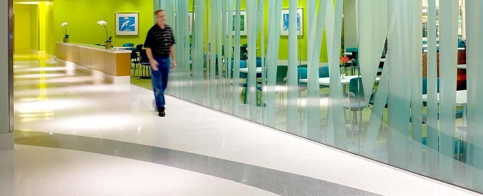 Healthcare Floor